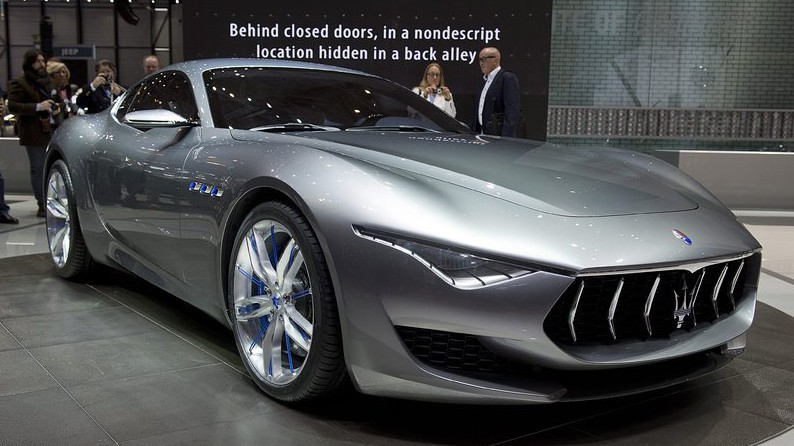 Maserati Alfieri (Купе)