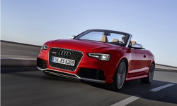 RS5 Cabriolet