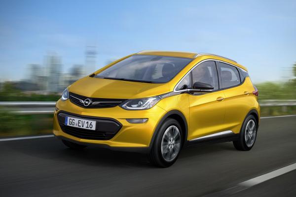 Opel Ampera-e (Хечбек)