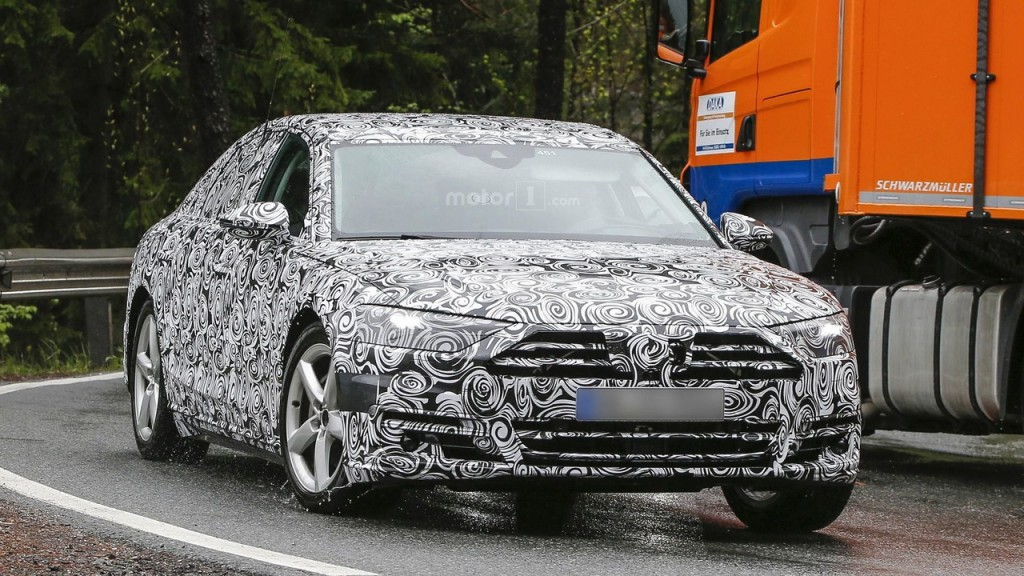 Новото Audi A8 (Лимузина)