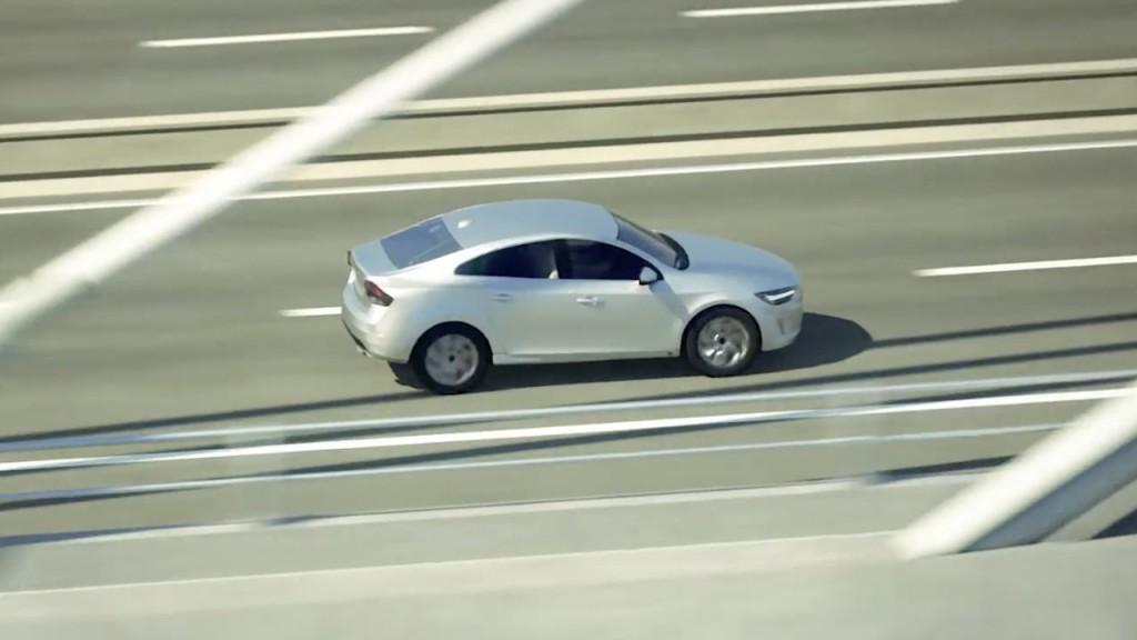 Новото Volvo S40 (Седан)