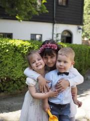 Pe.miteva@abv.bg | Ани, Еми, Сашко - любими герои Мани и Ели | 5 харесвания