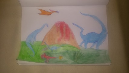 Svetlio78 | Dinozavri v opasnost - Konstantin Dimitrov 7 g. | 0 харесвания