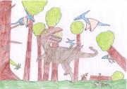 GGeorgieva | Светът на динозаврите, Спартак, 9 години | 236 харесвания
