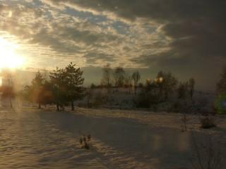 Rachini@dir.bg | Красотата на зимния залез | 48 харесвания